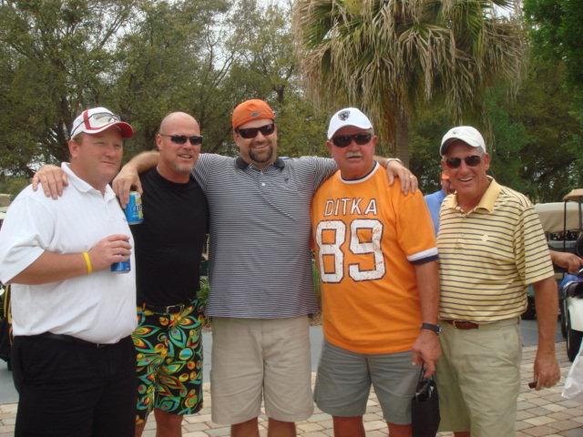 2010 Ditka Resort Tournament Hof Players Classic Hof